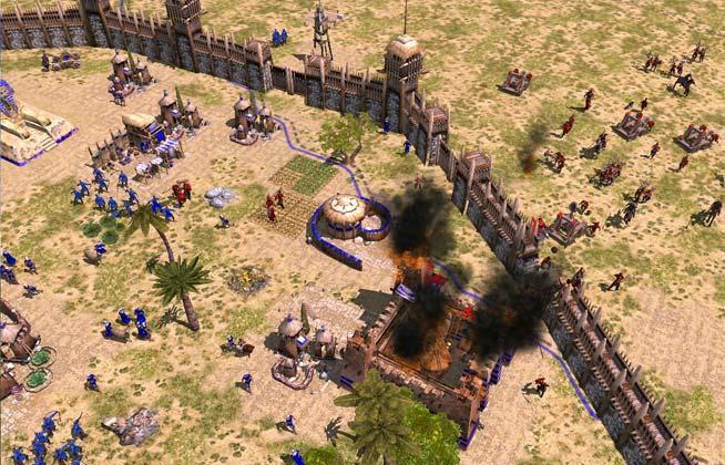 Бесплатная стратегическая онлайн игра — Forge of